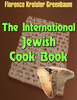Thumbnail The International Jewish Cook Book PLR