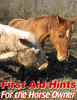 Thumbnail First Aid Hints For the Horse Owner PLR