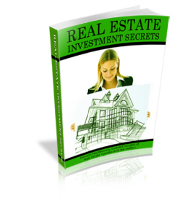 Product picture Real Estate Investment Secrets PLR