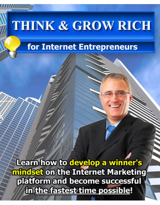 Product picture Think and Grow Rich for Internet Entrepreneurs PLR