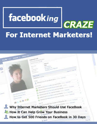 Product picture Facebooking Craze For Internet Marketers PLR