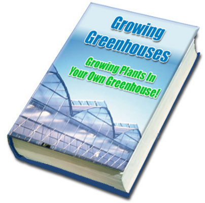 Product picture Growing Greenhouses PLR