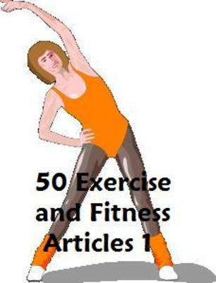 Product picture 50 Exersice and Fitness Articles 1 PLR