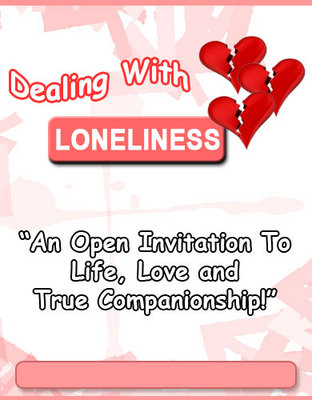 Product picture Dealing with Loneliness PLR