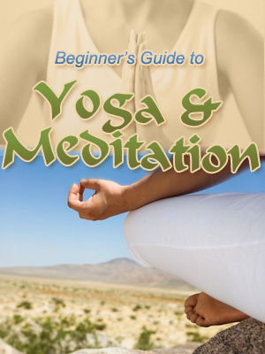 Product picture The Beginners Guide to Yoga and Meditation PLR